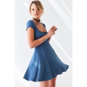 Urban outfitters blue sundress